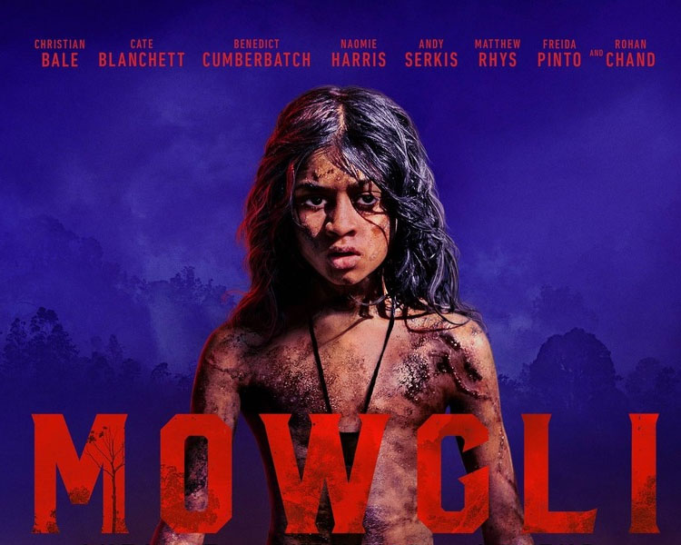 The Fascinating ! 'Mowgli' trailer is here