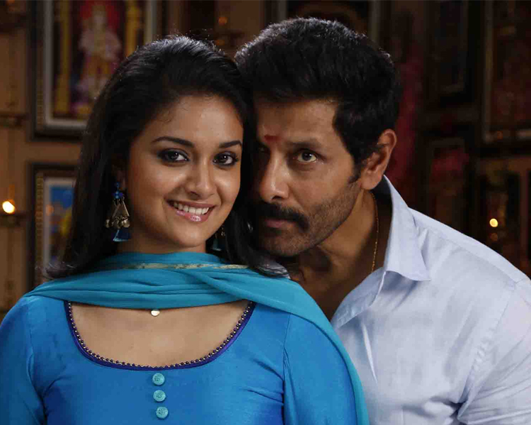 What next for Vikram and Keerthy Suresh?